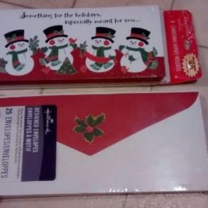 Other - Hallmark money cards with envelopes discontinued